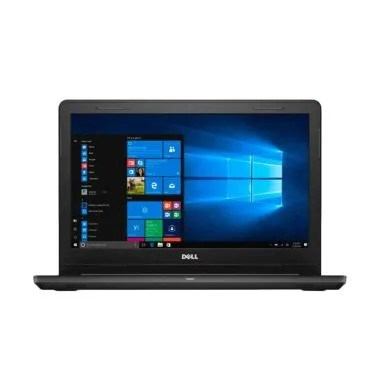 Dell Inspiron 3476 Laptop - Black [ ... 20 2GB/14 Inch HD/Win 10]