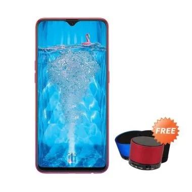 OPPO F9 Smartphone [64GB/ 4GB] + Free Speaker Bluetooth