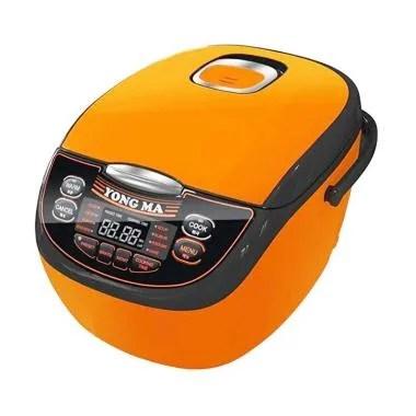 Yong Ma YMC 116C Digital Eco Rice Cooker - Orange