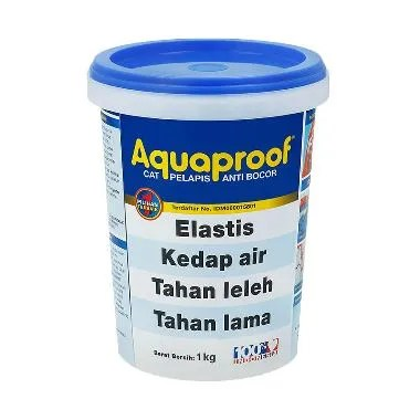 Aquaproof Cat Pelapis Anti Bocor - Abu