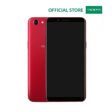 OPPO F5 Smartphone - Red [32GB/ 4GB]