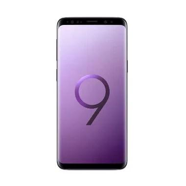 Samsung Galaxy S9 Smartphone - Lila ... / 4GB] Garansi Resmi SEIN