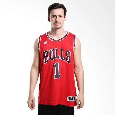Jual adidas Men Basketball NBA Outerstuff Swingman #1 ...
