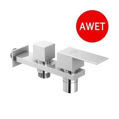 AIR Double Faucet DS 1 Z Chrome Kra ...