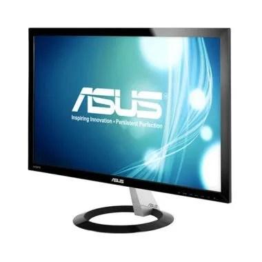 Asus VX238H Hitam Monitor Komputer  ...
