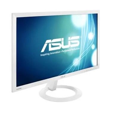 Asus VX238H-W Putih Monitor Kompute ...