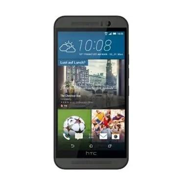 HTC One M9 Plus Gunmetal Grey Smart ...