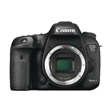 Canon EOS 7D Mark II Body Only DSLR - Black