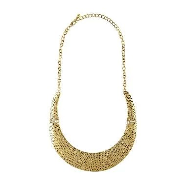 Cherise Paxton Elaine Ethnic Necklace Gold Kalung