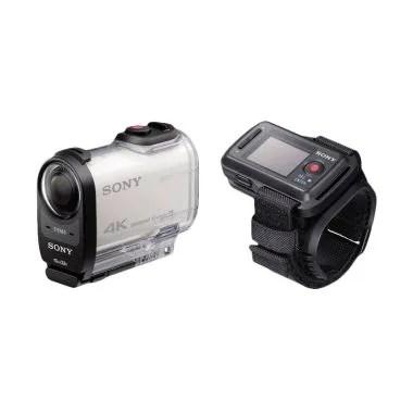 Sony FDR-X1000VR 4K Kamera Mirrorle ...