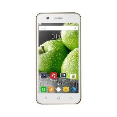 Evercoss Winner Y3 B75A Smartphone - Gold [4G/8 GB]