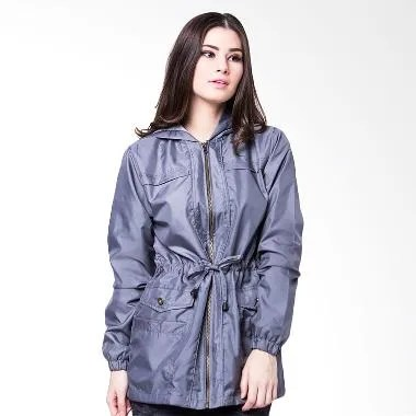 Evio 412 Woman Parka Jacket - Abu