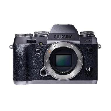 FUJIFILM X-T1 GS Kamera Mirrorless [Body Only] fujishopid