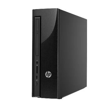 HP Pavilion Slimline 450-022L Desktop PC + Free LED Monitor HP