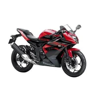 Kawasaki Ninja 250 SL [RR Mono] Sepeda Motor - Merah