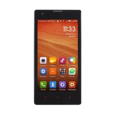 Xiaomi Redmi 1S Yellow Smartphone