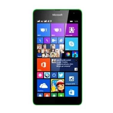 Microsoft Lumia 535 Smartphone - Green [8 GB/Dual SIM]