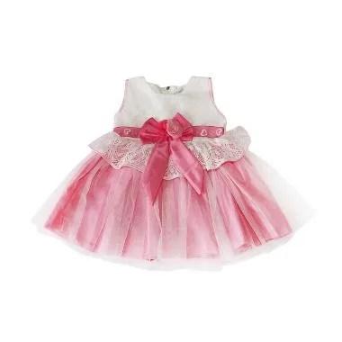 Nathanie Baby Ballet Dress Anak - Pink
