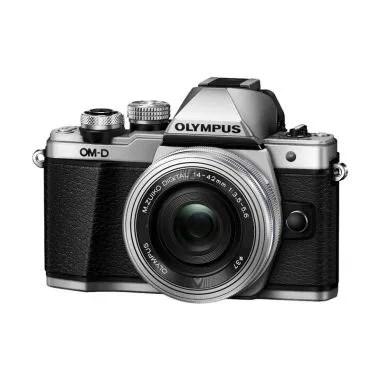 Olympus E-M10 II Kit 14-42mm EZ Silver Kamera Mirrorless