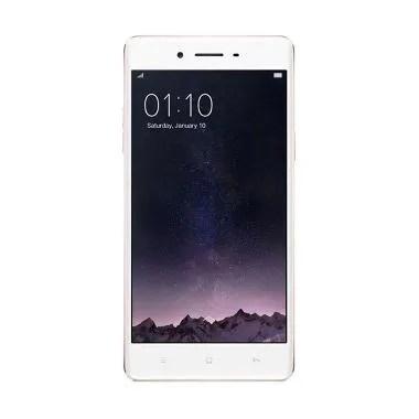 Oppo F1 Smartphone - Rose Gold [16 GB/LTE]