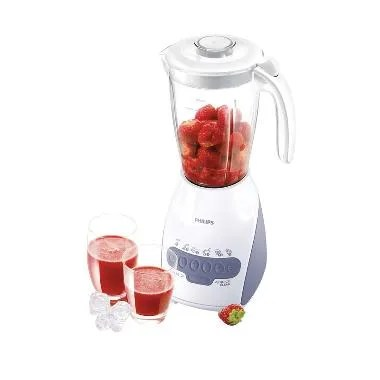 PHILIPS Blender Plastik 2 Liter HR2115 - Putih