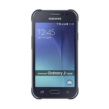 Samsung J1 Ace 2016 J111F Smartphone - Black [4G LTE/RAM 1GB/8GB]