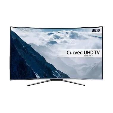Samsung UA55KU6500 UHD Curved Smart LED TV [55 Inch]