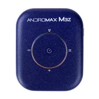 Smartfren Andromax M3Z 4G Modem MiFi - Blue [30 GB Data]
