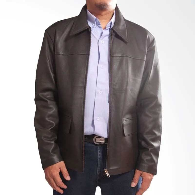 Sogno Leather Jacket 013 Men Jacket ...