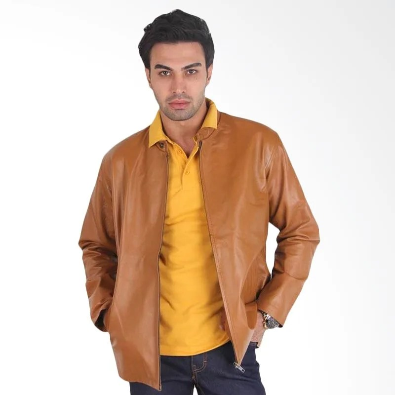 Sogno Leather Jacket 020 Men Jacket ...