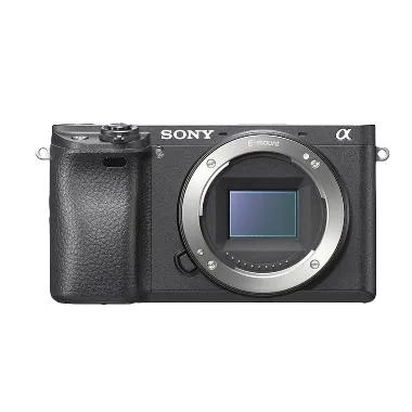 SONY A ILCE 6300 Kamera Mirrorless - Black [Body Only]