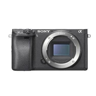 SONY A ILCE 6300 Kamera Mirrorless - Black [Body Only]