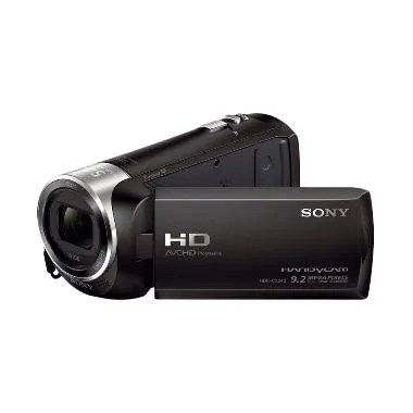 Sony Camcorder HDR CX 405 Black