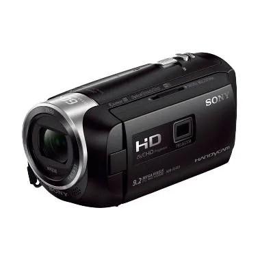 Sony HDR-PJ410 Handycam Kamera Video Compact - Black