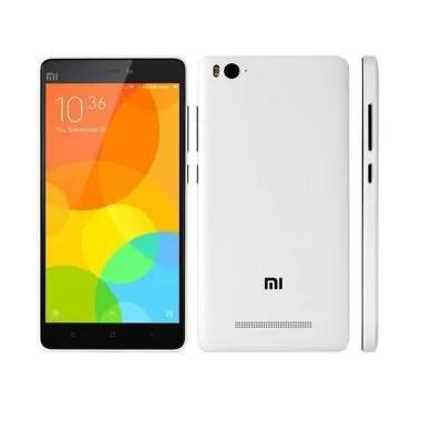 Xiaomi Mi 4C Smartphone - White [32GB/ 3GB]