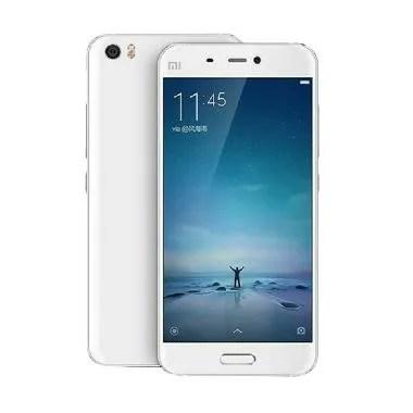 Xiaomi MI 5 Smartphone - White [32GB/3GB]