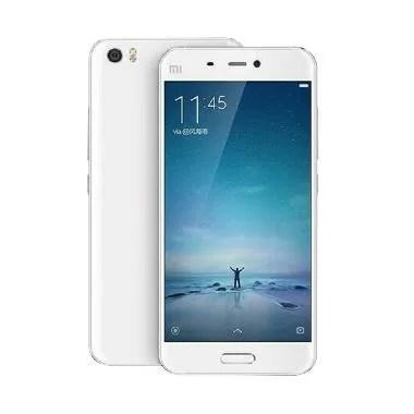 Xiaomi MI 5 Smartphone - White [32GB/ 3GB]