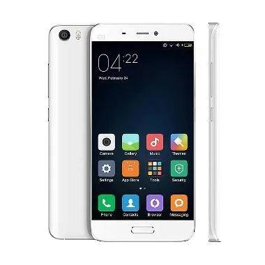Xiaomi Mi5 Smartphone - White [32GB/ 3GB]