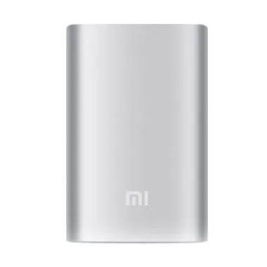 Xiaomi Original Powerbank - Silver [10000 mAh]