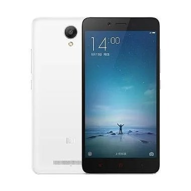 Xiaomi Redmi Note 2 Smartphone - White [16GB/ 2GB]