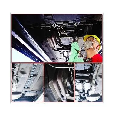 Ziebart Sound Protection [Medium Car]