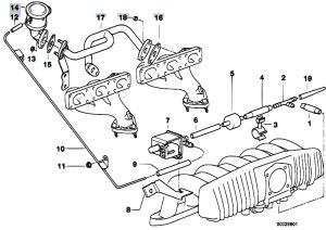 Original Parts for E36 323ti M52 Compact  Engine Air