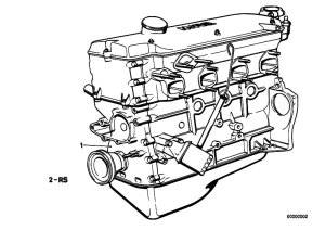 1991 Bmw 318i vacuum diagram