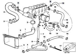 Original Parts for E36 316i 16 M43 Compact  Engine