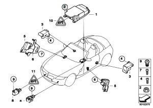 Original Parts for E85 Z4 M32 S54 Roadster  Audio