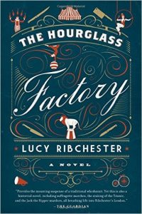 The Hour Glass Factory by Lucy Ribchester