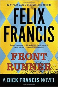 Image of Front Runner Cover courtesy of Amazon.com