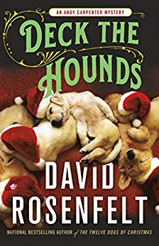 Deck the Hounds: An Andy Carpenter Mystery by David Rosenfelt  Image from Amazon.com