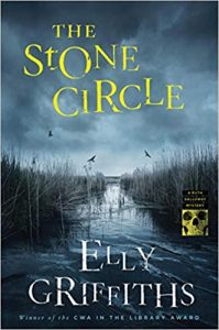 The Stone Circle by Elly Griffiths  Image from Amazon.com