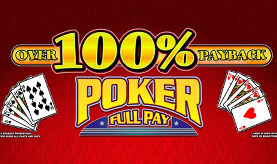 100 hand poker slot machine